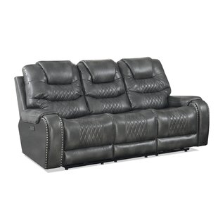 Read Reviews Palma Reclining Sofa by Red Barrel Studio Reviews (2019) & Buyer's Guide