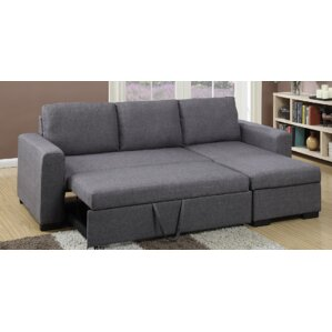 Amanda Sleeper Sectional  sc 1 st  AllModern : sectional with bed - Sectionals, Sofas & Couches