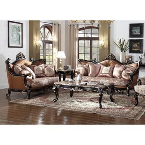 Floral Living Room Sets You\'ll Love | Wayfair