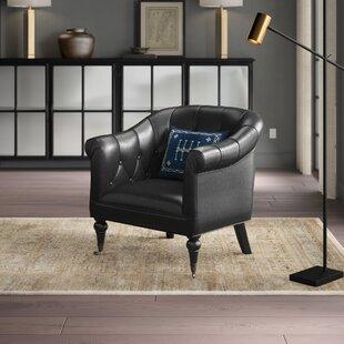 Myrna Barrel Chair by Greyleigh