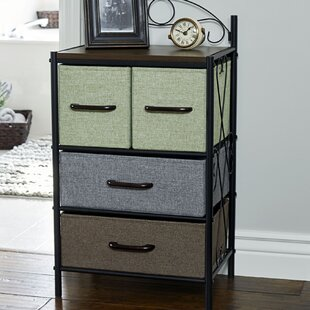 Brundrett End Table with Drawer