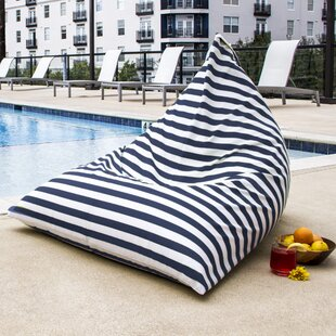 Twist Outdoor Bean Bag Chair by Jaxx