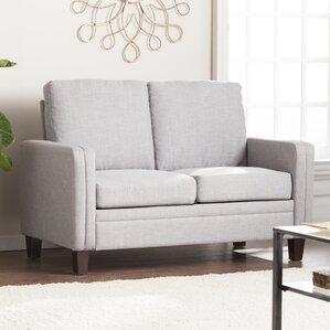 Ellizabeth Loveseat by Gracie Oaks