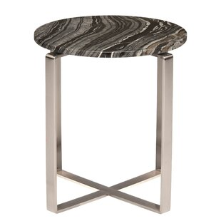Fakenham End Table by Everly Quinn
