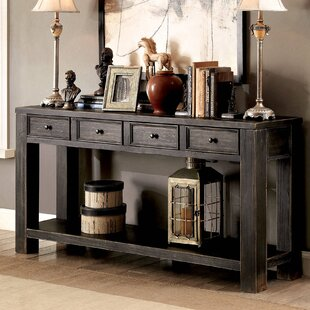 Gracie Oaks Mosier Transitional Console T..