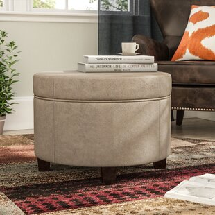 Newtonsville Storage Ottoman by Red Barrel Studio