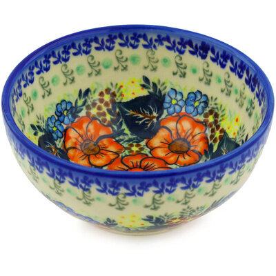 Polmedia Polish Pottery 24 Oz Stoneware Cereal Bowl Wayfair