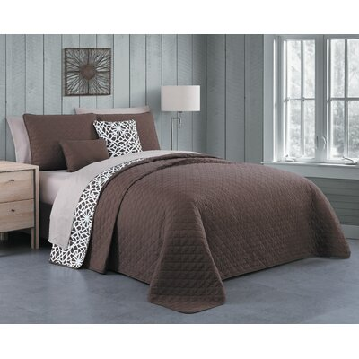 Brady 9 Piece Quilt Set Avondale Manor