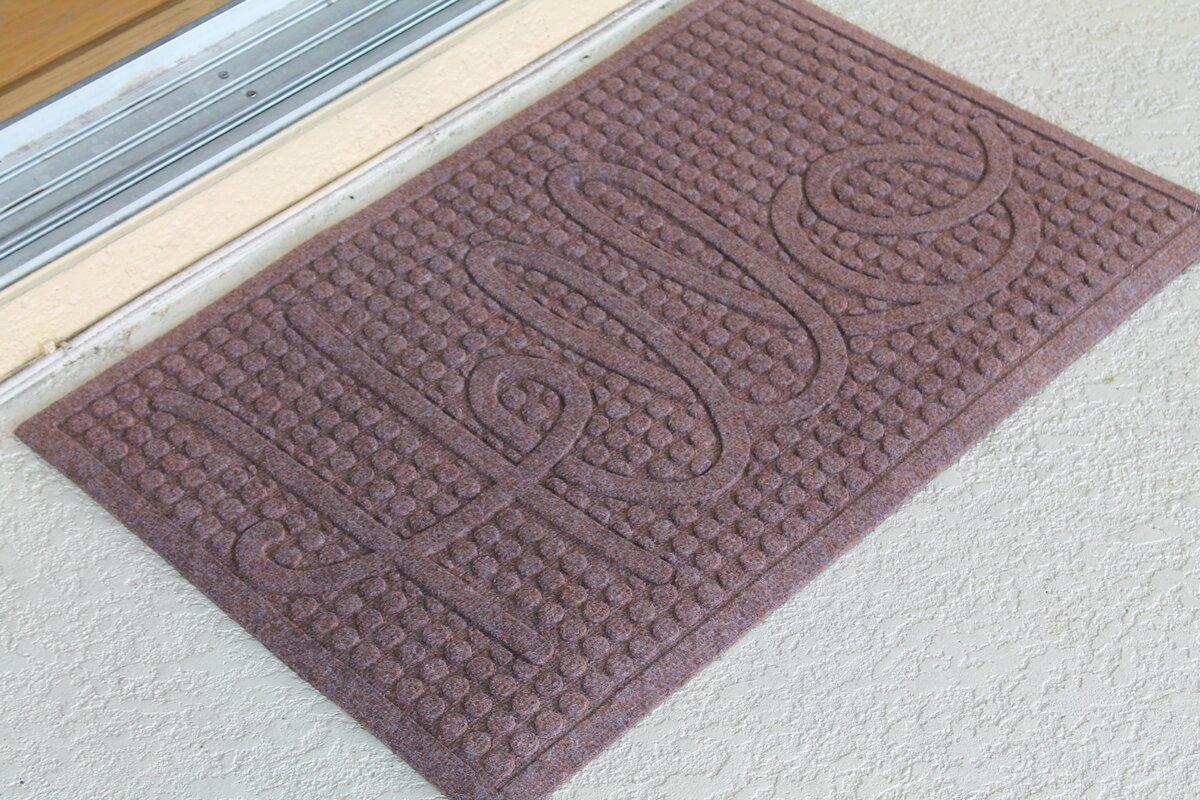 welcome mats garden in fokusent floor slip indoor door doors on doormat mat home anti coloured item from entrance bathroom kitchen cobbles rug