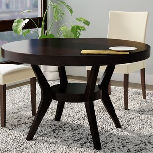Connor Transitional Dining Table Latitude Run