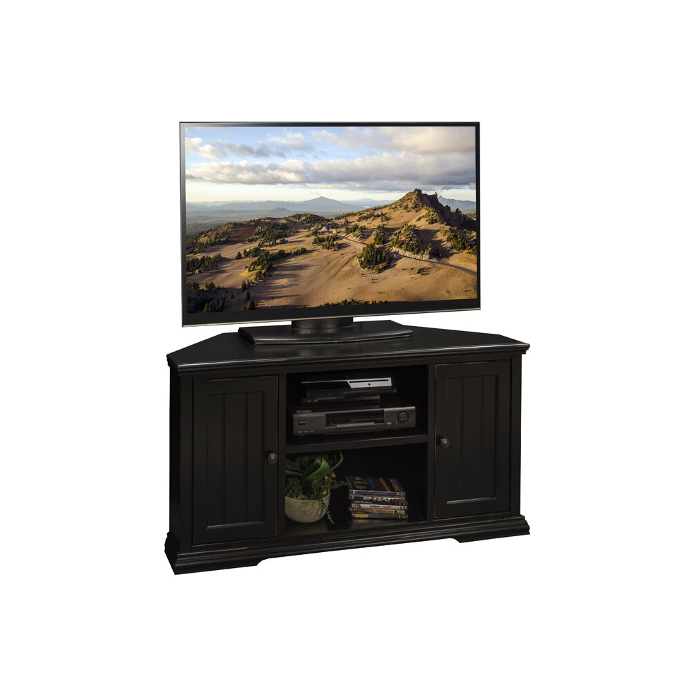 Black Corner Tv Stands Entertainment Centers You Ll Love In 2020 Wayfair