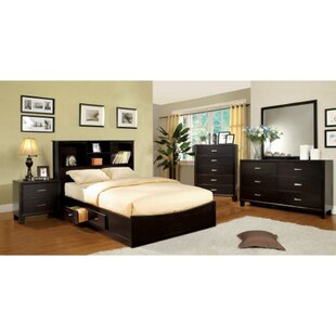 Rogowski Queen 4 Piece Bedroom Set by Red Barrel Studio