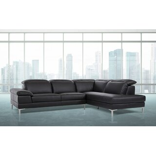 Alsatia Right Hand Facing Sectional by Wade Logan SKU:CC228078 Check Price