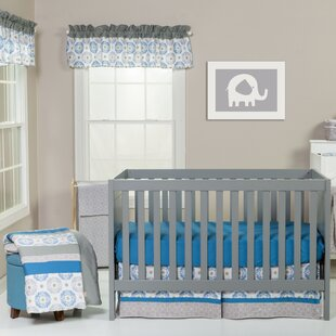 Read Reviews Townes 3 Piece Crib Bedding Set By Harriet Bee
