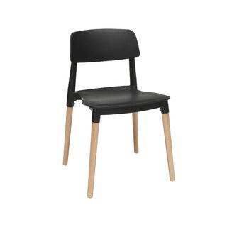 Wendel Solid Wood Side chair by Wrought Studio SKU:CC592299 Shop