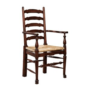 English Country Solid Wood Dining Chair b..