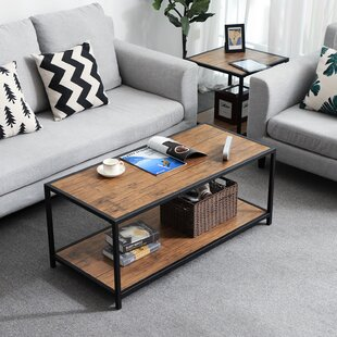 Toth Coffee Table By Williston Forge