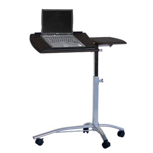 Eastwinds Adjustable Laptop Cart by Mayline Group