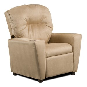 Children\u0027s Kids Recliner with Cup Holder  sc 1 st  Wayfair & Kids\u0027 Recliners islam-shia.org