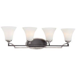 Charlton Home Elio 4-Light Vanity Light