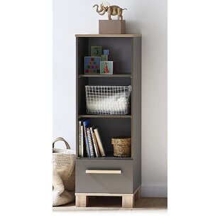 Cloe 131cm Bookshelf By Arthur Berndt