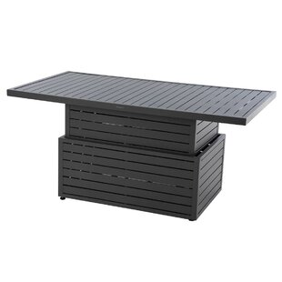 Yanis Graphite Dining Table By Sol 72 Outdoor