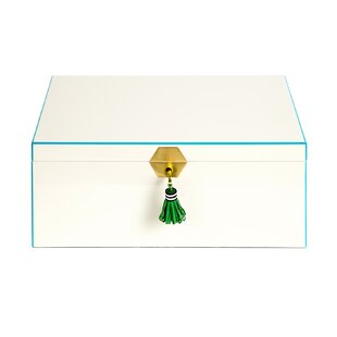 Online Reviews Large Lacquer Jewelry Box By Jonathan Adler