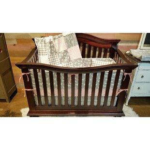 Savings Stripling Deer 4 Piece Crib Bedding Set ByHarriet Bee