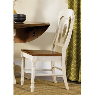 Perna Dining Chair (Set Of 2) by August Grove Newt
