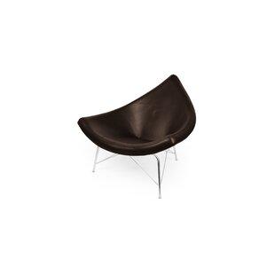 Gretel Triangle Lounge Chair by Brayden Studio