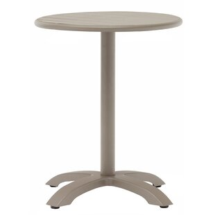 Outdoor Round Aluminum Dining Table