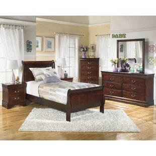 Dwyer Panel Configurable Bedroom Set