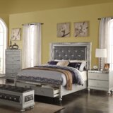 Pliner Platform Configurable Bedroom Set by Rosdorf Park