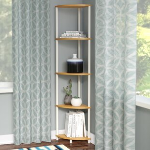 Johannes Corner Unit Bookcase