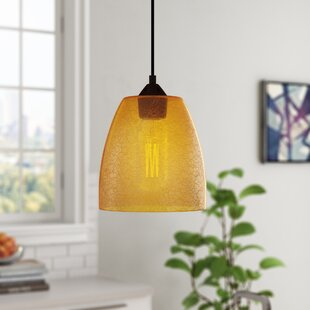 Digiacomo 1-Light Cone Pendant