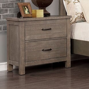 Rimmer 2 Drawer Nightstand