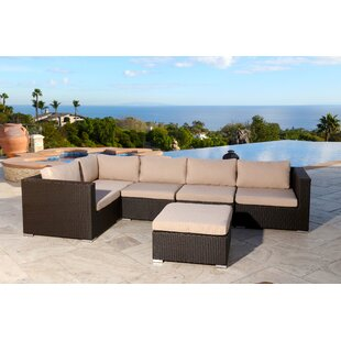 Martinez 6 Piece Sectional Set with Cushions by Brayden Studio
