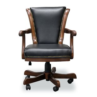 Darby Home Co Mont V-Back Executive Chair