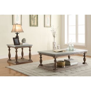 Canora Grey Janell 2 Piece Coffee Table Set