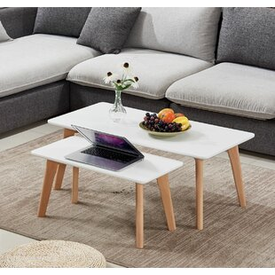 Brayton 2 Piece Coffee Table Set by George Oliver Best Design