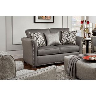 MoretinMarsh Loveseat by Darby Home Co Read Reviews