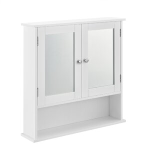 Hannah 56 X 58 Cm Cupboard By House Of Hampton