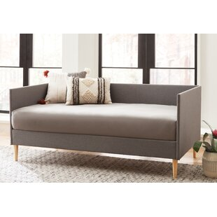 Ahmad Mid Century Twin Daybed