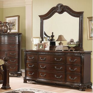 Astoria Grand Lena 9 Drawer Dresser
