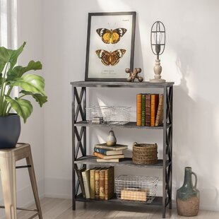 Abbottsmoor Etagere Bookcase by Andover Mills Best Choices