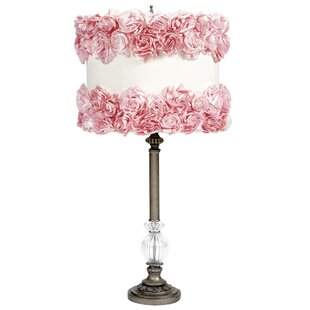 Ring of Roses 28 Table Lamp