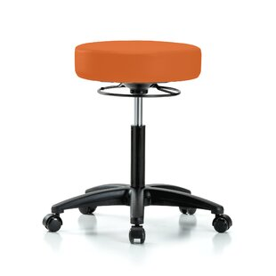 Height Adjustable Massage Therapy Swivel Stool by Perch Chairs & Stools Modern
