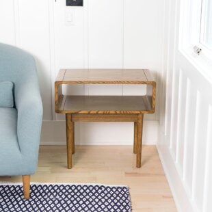 Cracraft Mid-Century End Table