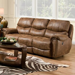 Carolina Power Motion Reclining Sofa by Red Barrel Studio