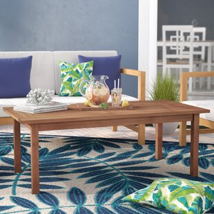 Beachcrest Home Elsmere Coffee Table